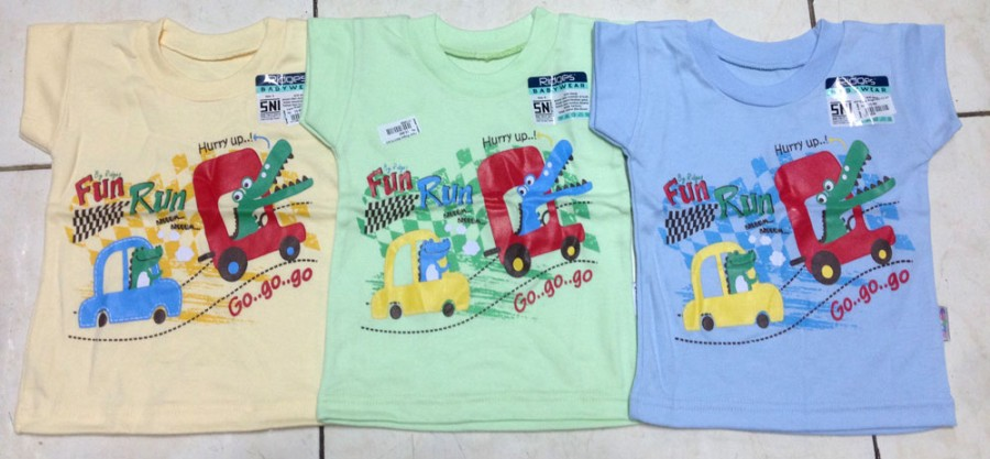 Kaos Ridges Fun & Run S