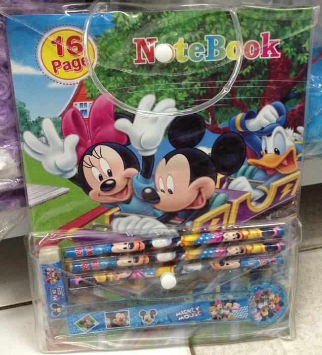 Stationery Mickey 14080182
