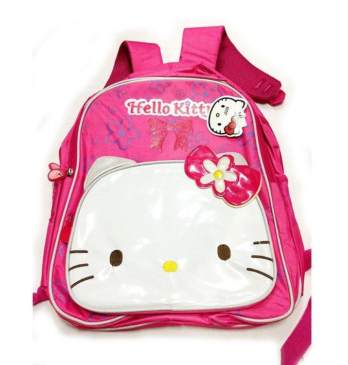 Ransel Hello Kitty 16'' 8856 15080075 (Pink Tua)