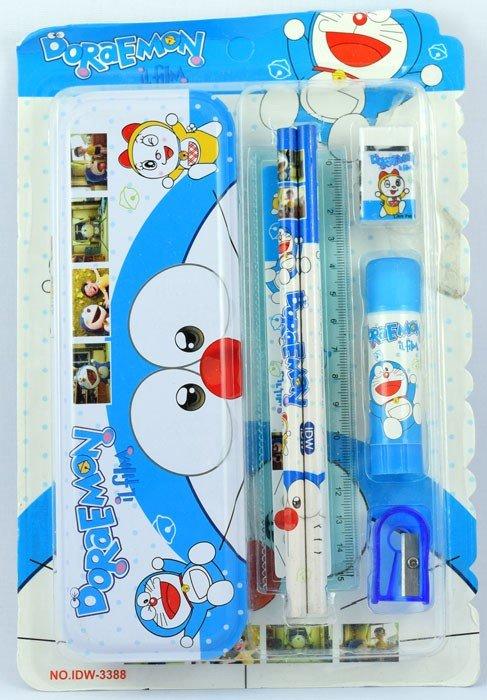 Stationery Set 3388 Doraemon