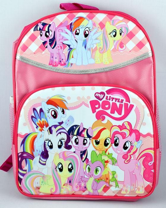 Ransel TK Little Pony
