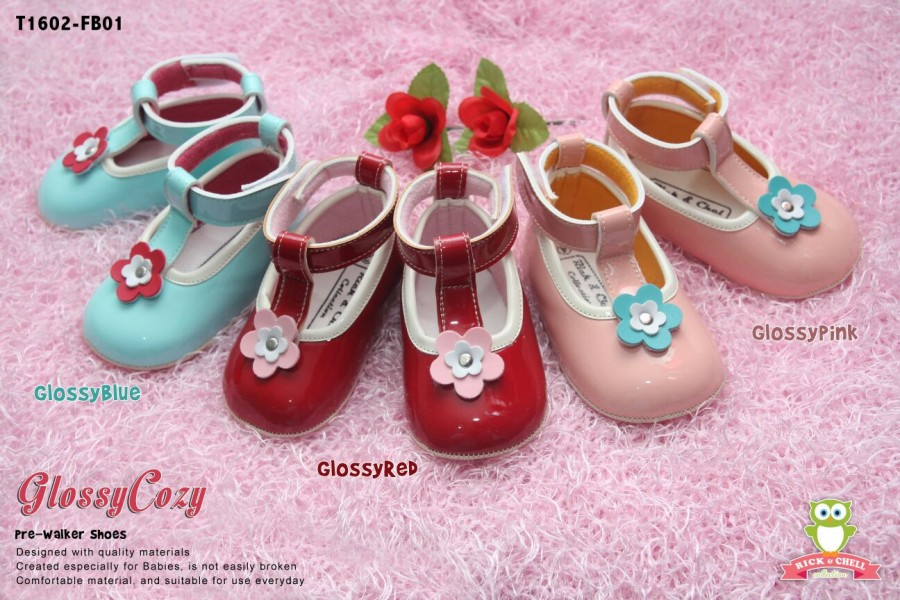 Sepatu Baby Rick & Chell Collection 16020059