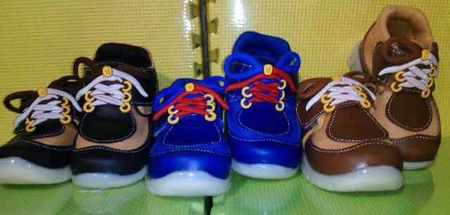 Sepatu Anak DeeJee Tali