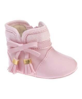 Sepatu Baby Prewalker Boot Pink 16050138