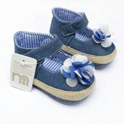 Sepatu Baby Prewalker Mothercare Biru