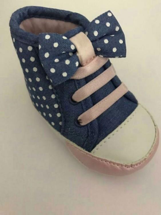 Sepatu Baby Catell Love 17100038
