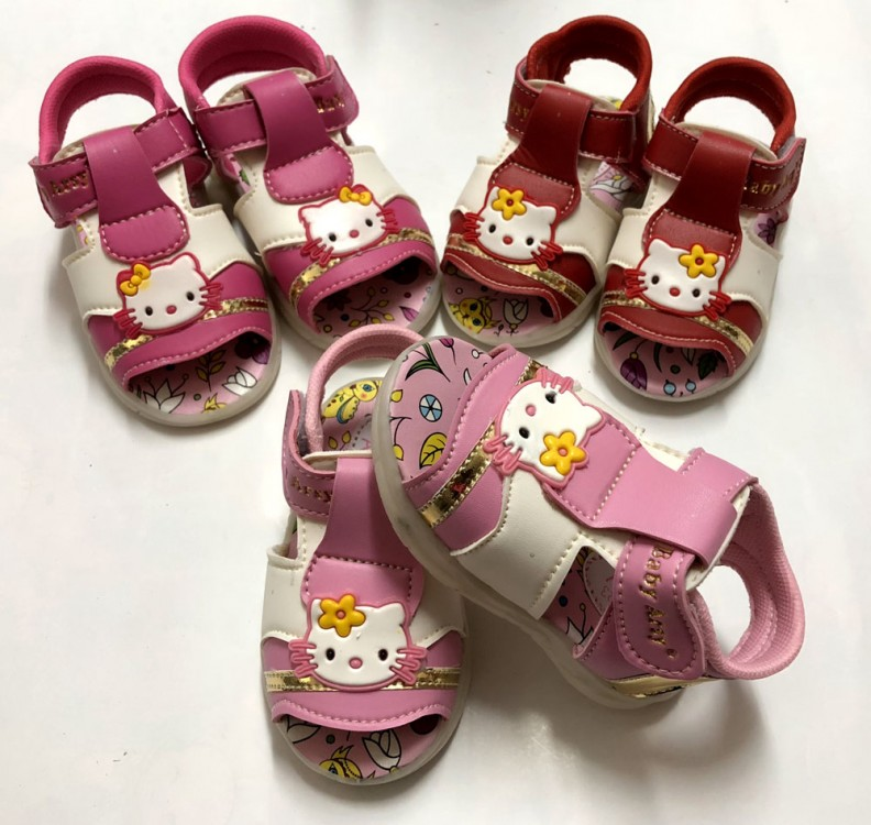 Sepatu Sandal Anak Hello Kitty Baby Arsy 18020021