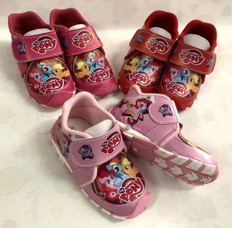 Sepatu Anak Baby Arsy Little Pony 18090032