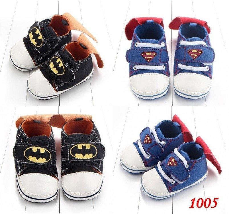 Sepatu Baby Prewalker Batman 18050117