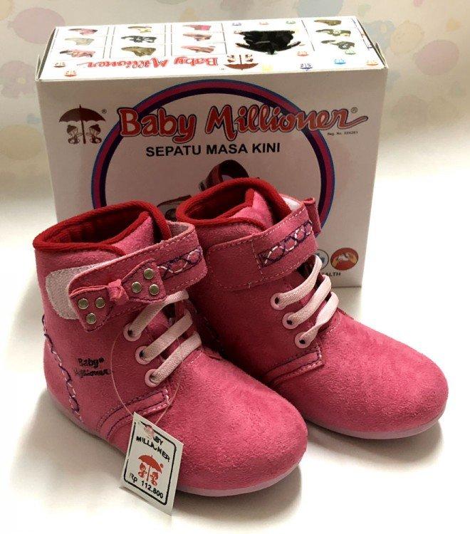 Sepatu Anak Baby Millioner 18050033