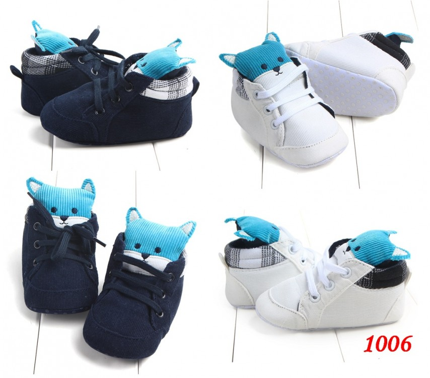 Sepatu Baby Prewalker Cats Dongker 18050119