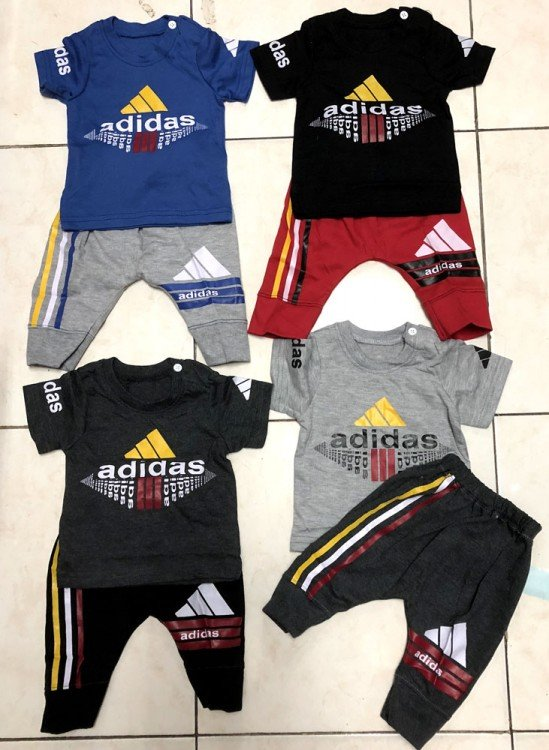 Setelan Cowok Adidas 18030047