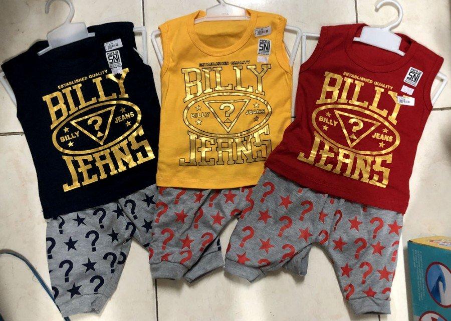 Setelan Cowok Singlet Billy Jeans 18070008