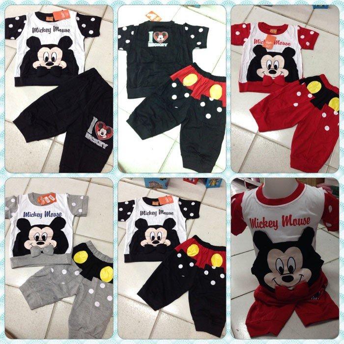 Setelan Mickey 10/14 15100021
