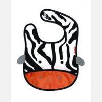 Slaber Skip Hop Zebra