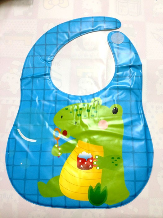 Slaber Baby Grow Aligator