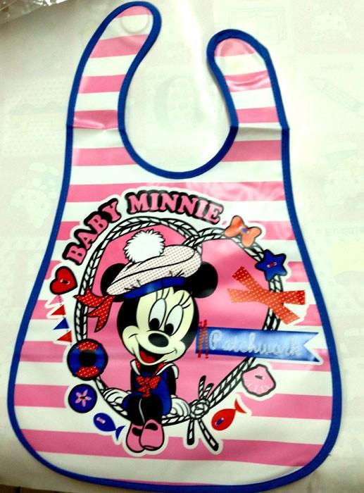 Slaber Plastik Baby Minnie