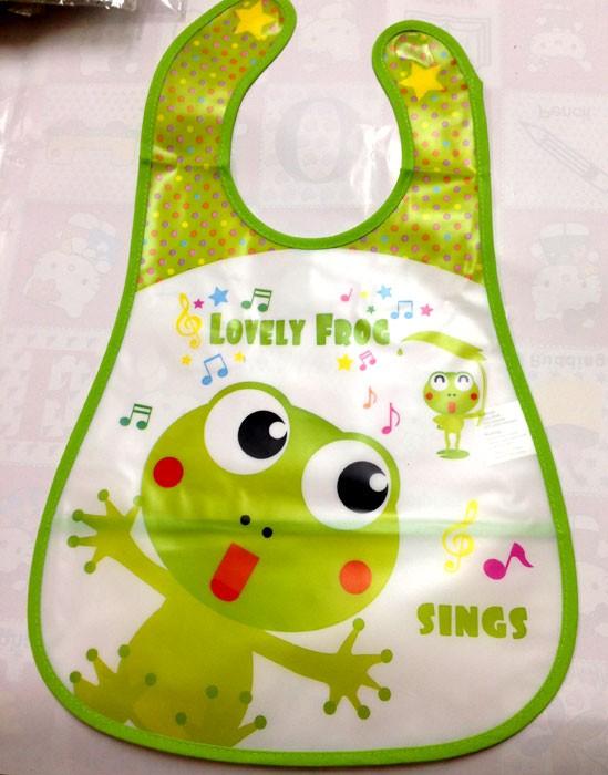 Slaber Plastik Lovely Frog