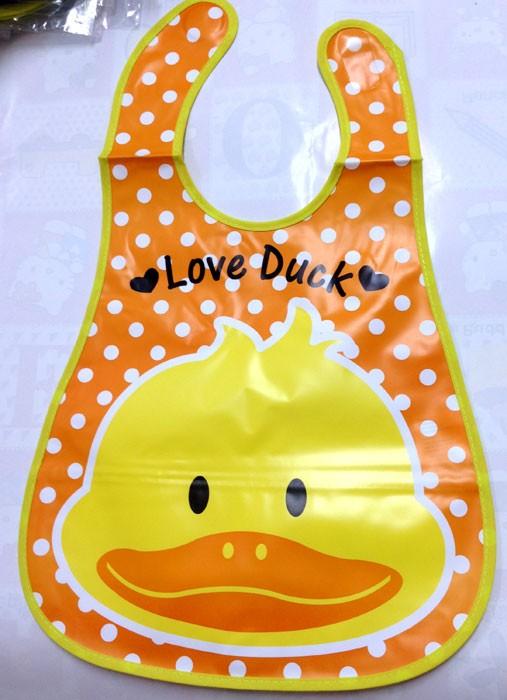 Slaber Plastik Love Duck