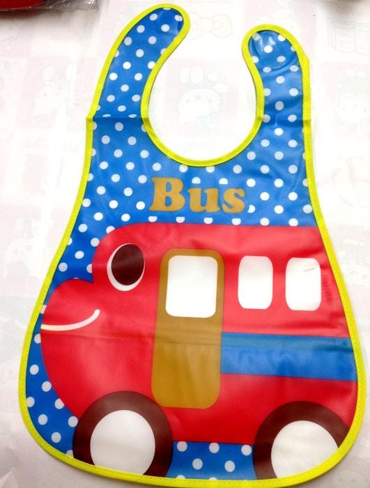 Slaber Plastik Bus