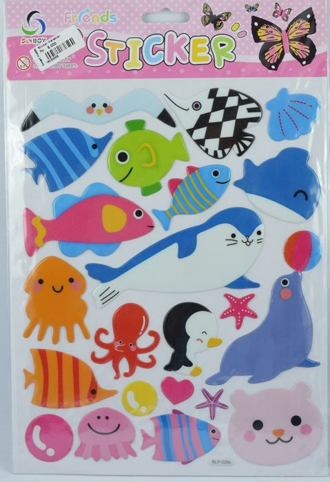 Sticker Fish