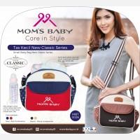 Tas Bayi Kecil New Classic Series Moms Baby MBT3026 - Coklat