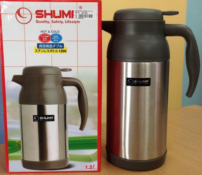 Shuma Coffee Pot 1.2L