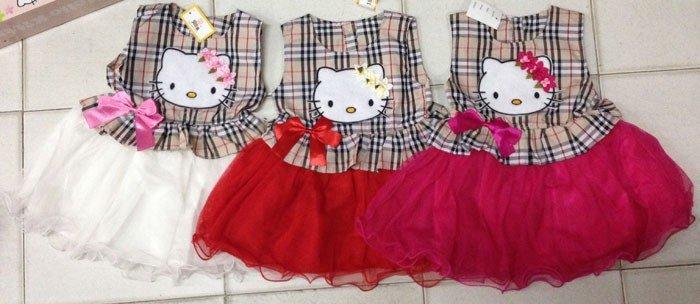 Terusan Hello Kitty 15100067