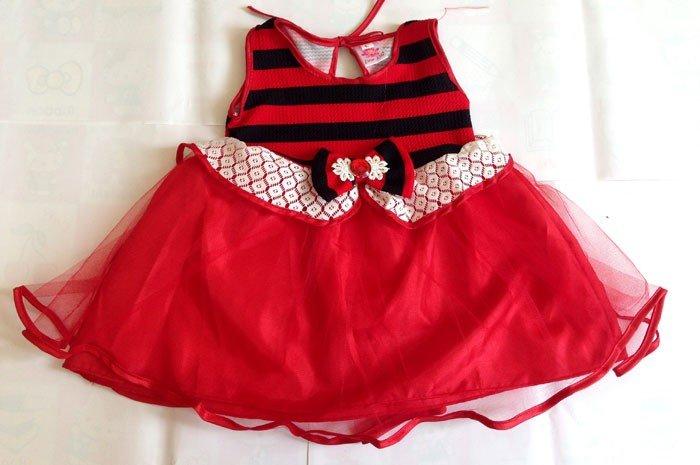 Terusan Gaun Merah 16060077