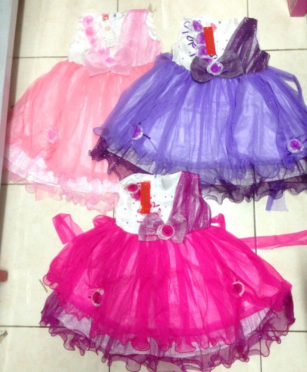 Gaun Pesta Anak SML 17080059