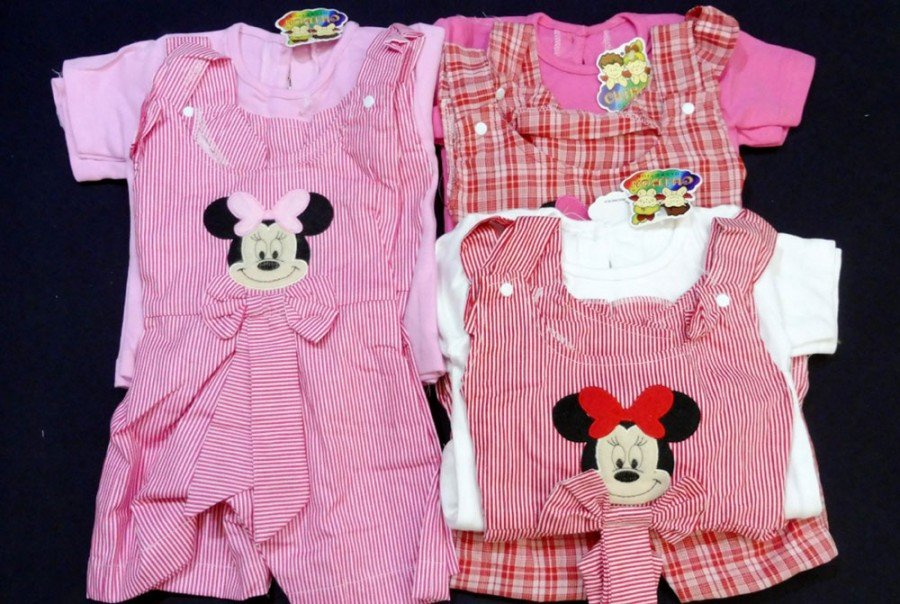 Jumpsuit Minnie Mouse 18100074