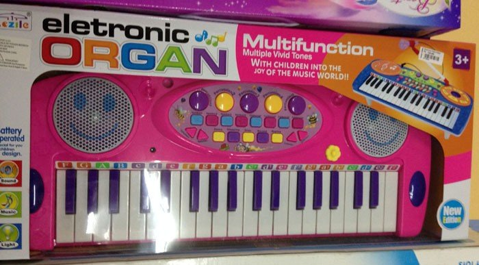 Multifunction Electronic Organ
