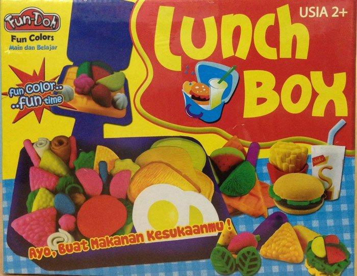 Fun Doh Lunch Box