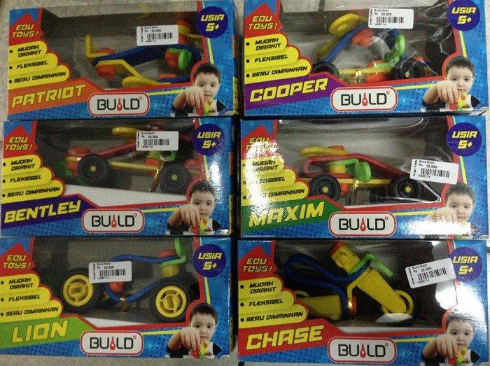 Build Cars