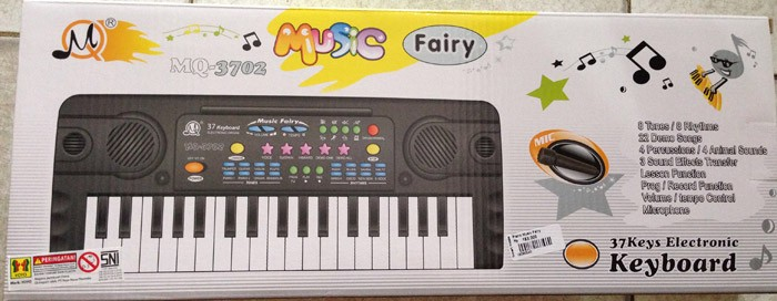 Piano Music Fairy