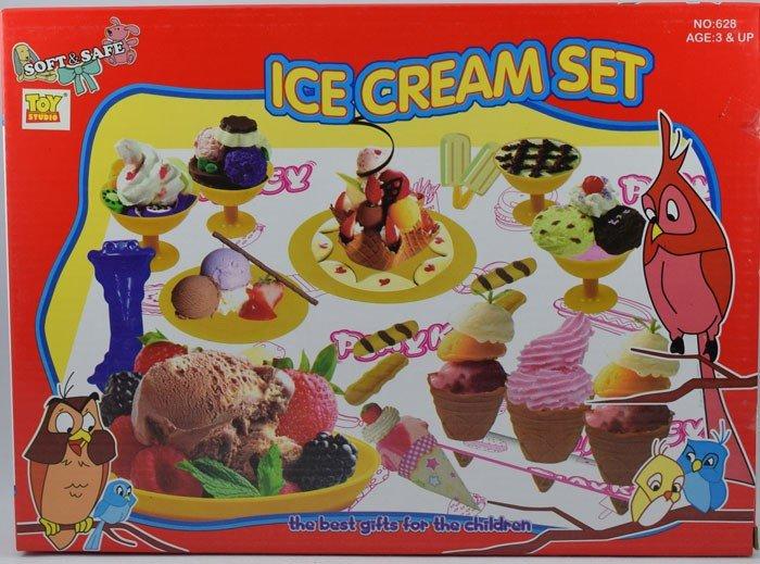 Ice Cream Set Toys Studio