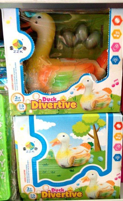 Bebek Bertelor - Duck