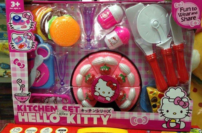 Kitchen Set Hello Kitty 16050080
