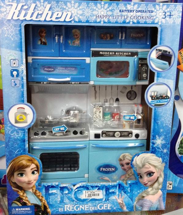 Kitchen Set Frozen 16050088