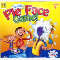 Pie Face Game 17120048