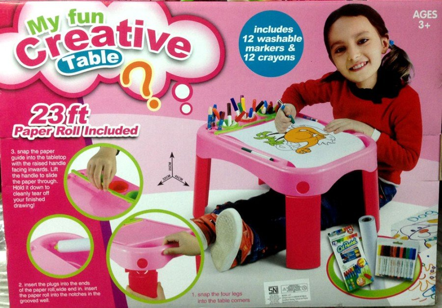 My Creative Table 17120058