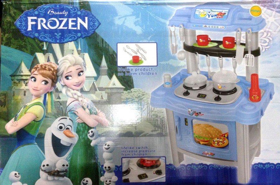 Kitchen Set Frozen 17120059