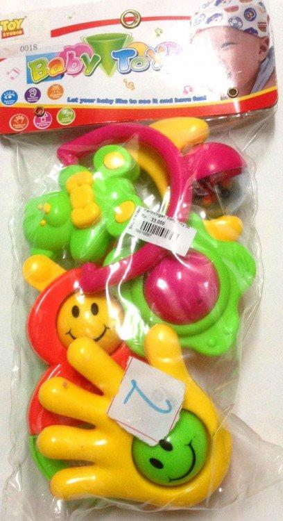 Kerincingan Baby Toys 18010087