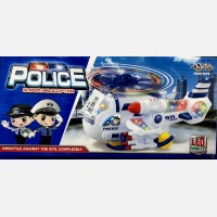 Mainan Helicopter Police 18050062
