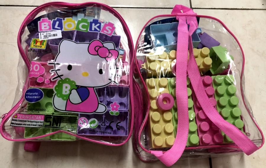 Lego Block Hello Kitty 30pcs 18080065