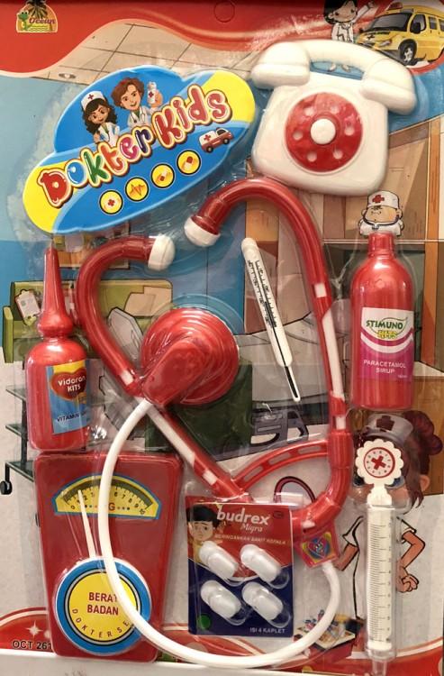 Mainan Doctor Set 18080069