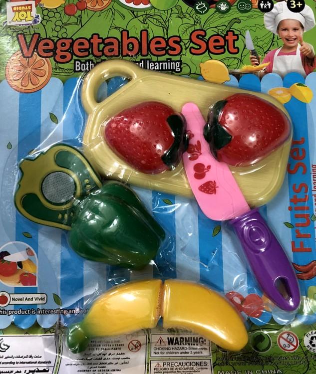 Mainan Buah Set 18090051