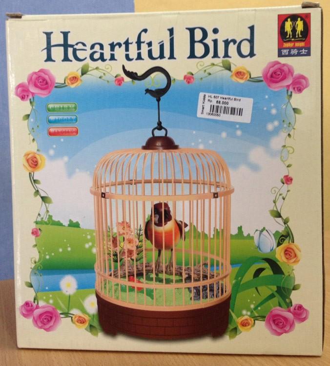 Heartful Bird HL507