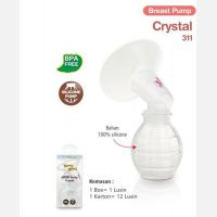 Manual Breast Pump Young Young Crystal 311