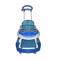 Baby Walker Family 781A - Blue
